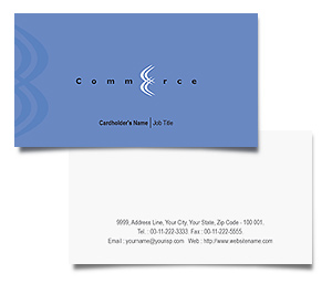 Business Card printing Finance Brokers