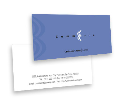 Online Business Card printing Finance Brokers