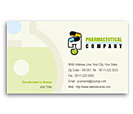 Online Business Card printing Pharmacy Drugs