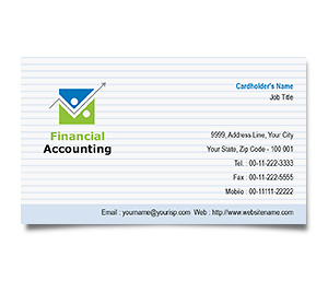 Business Card printing Business Finance Solution