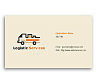 Online Business Card printing Transport Logistics