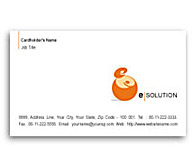 Online Business Card printing Email Solution