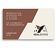 Online Business Card printing Real Estate