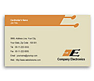 Online Business Card printing Electronics Corporation
