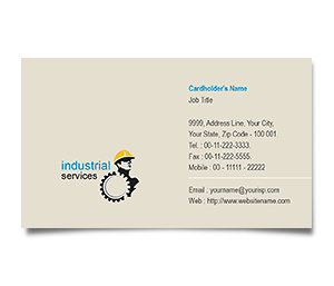 Business Card printing Industrial Equipment