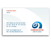Online Business Card printing Satelite Telephone
