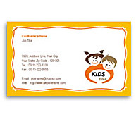 Online Business Card printing Kids Era