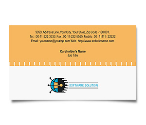 Business Card printing Business Software Solution