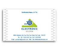 Online Business Card printing Industrial Electronics