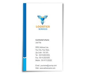 Business Card printing Logistics