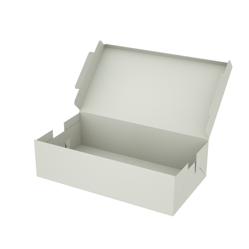 Online Plain Boxes printing Medium Box 11 x 6 x 3 inches