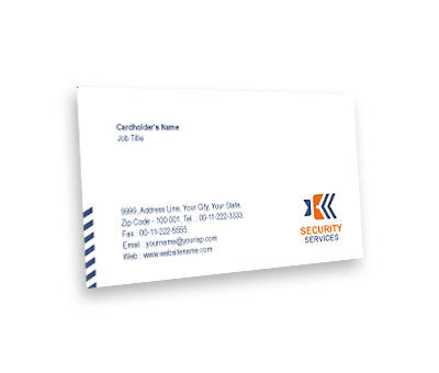 Online Business Card printing Network Security Services