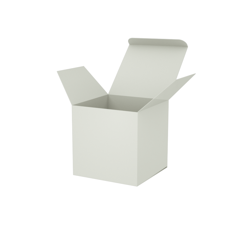 Online Plain Boxes printing Medium Box 5 x 5 x 3 inches