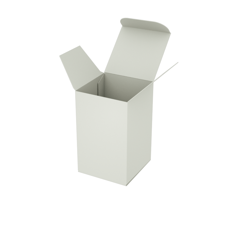 Online Plain Boxes printing Small Box 47 x 47 x 75 mm