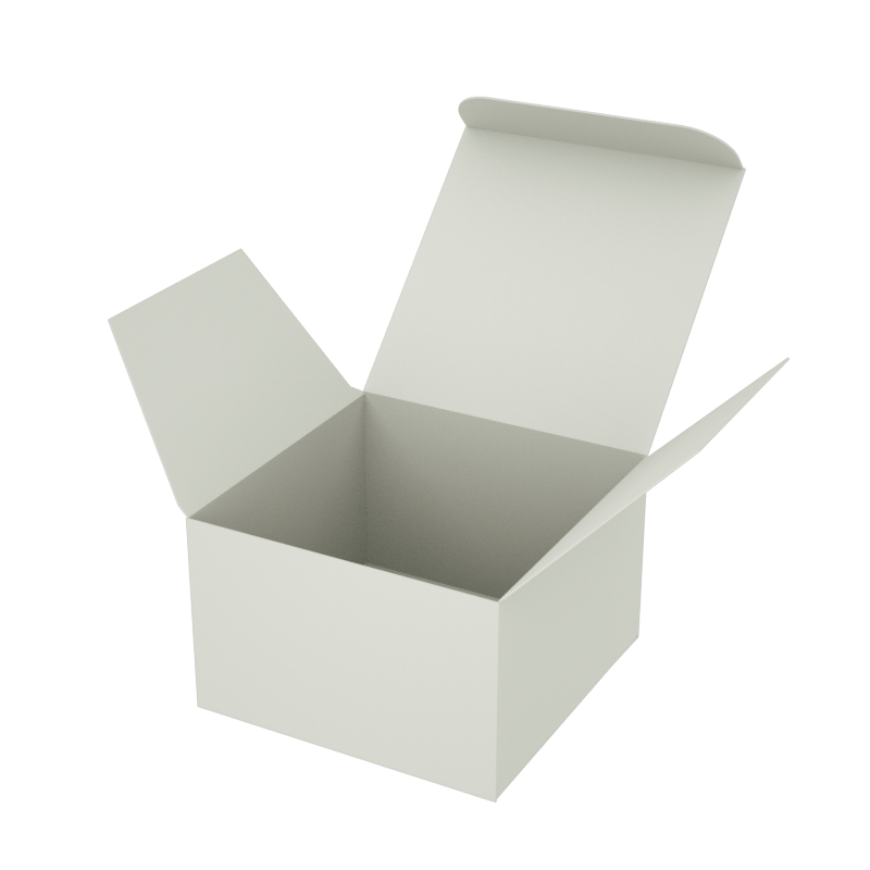 Online Plain Boxes printing Small Box 70 x 70 x 45 mm