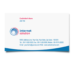Business Card printing Internet Business Solutions