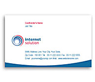 Online Business Card printing Internet Business Solutions