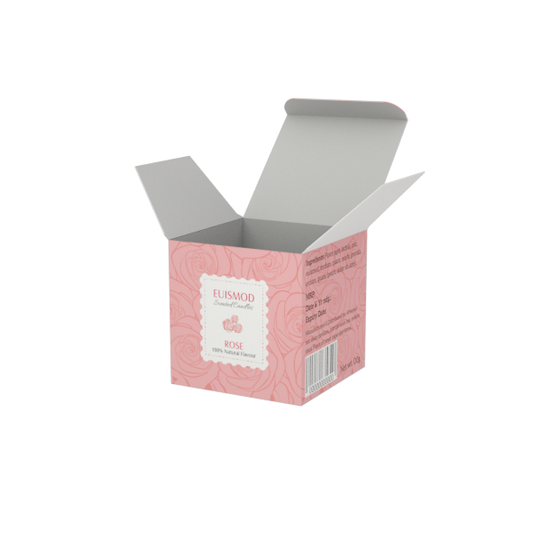 Online Custom Boxes printing Face Cream Box -2.6X2.6X2.6