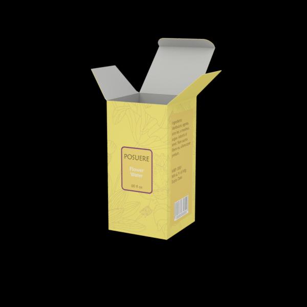 Online Custom Boxes printing Beauty Product Box - 2.5X2.5X5
