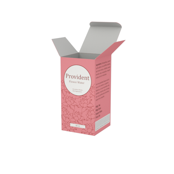 Online Logo Designing printing Beauty Product Box- 2.5X2.5X5