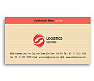 Online Business Card printing Global Logistics