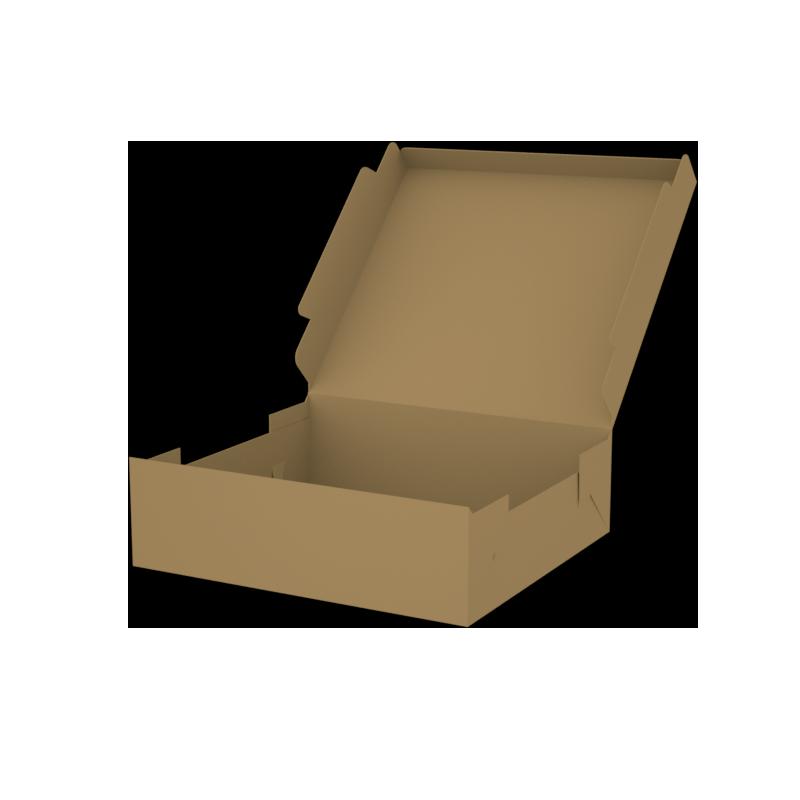 Kraft Boxes printing Pastry_Sandwish_Box_5x4-5x1-5