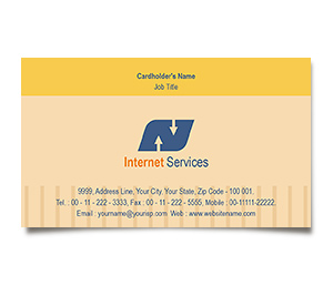 Business Card printing Internet Solutions Provider