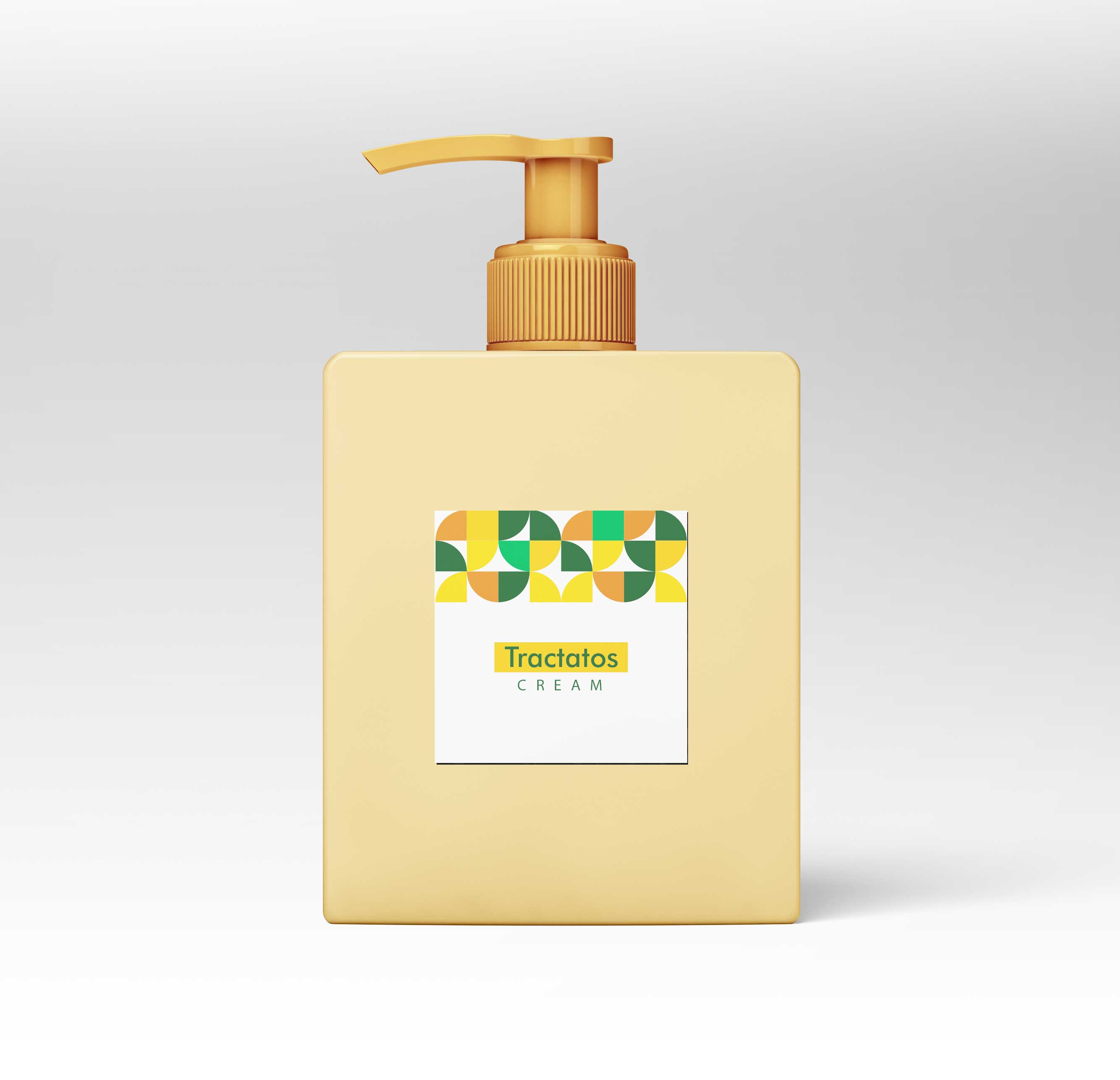 Online Labels printing Hand Wash Container Label