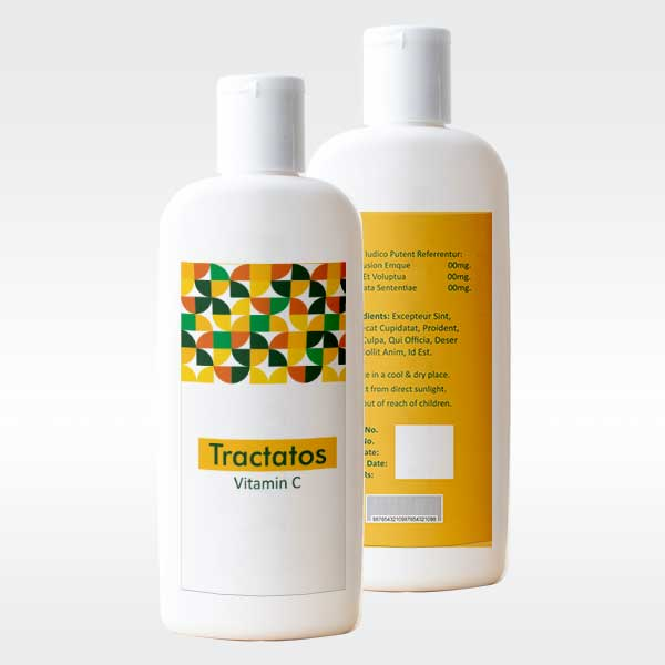 Online Labels printing Label for Body Lotion