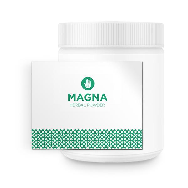 Online Labels printing Herbal Powder Label