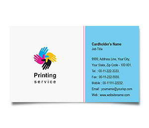 Business Card printing Printing Press Services