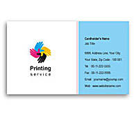 Online Business Card printing Printing Press Services