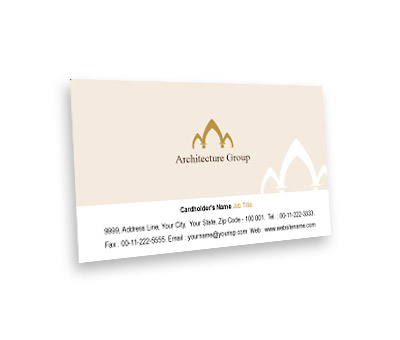 Online Business Card printing Architecture Group