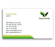 Online Business Card printing Bird House