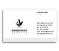 Online Business Card printing Consulting Services