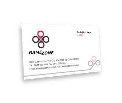 Online Business Card printing Online Games Zone