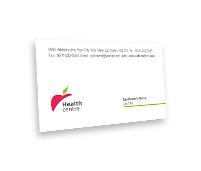 Online Business Card printing Home Health Care