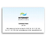 Online Business Card printing Highspeed Internet