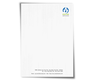 Letterhead printing Best Hosting Services