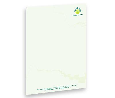 Online Letterhead printing Social Network