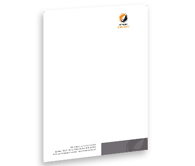 Online Letterhead printing Computer Network Service