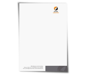 Letterhead printing Computer Network Service