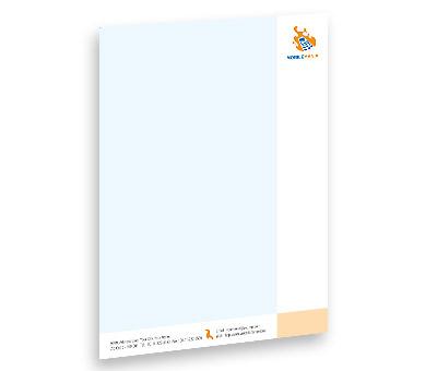 Online Letterhead printing Mobile Communication Services
