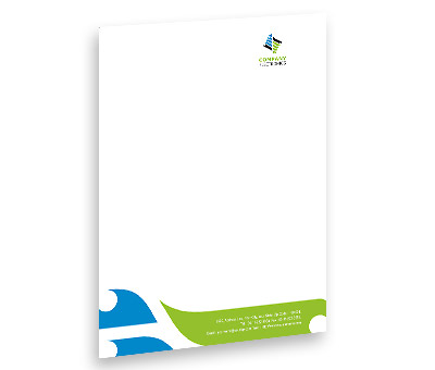 Online Letterhead printing Electronics Components
