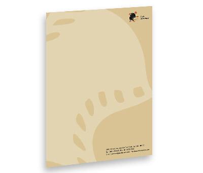 Online Letterhead printing Film Productions