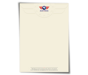 Letterhead printing Security Guards Services