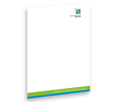 Online Letterhead printing Visual Communication