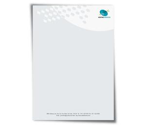 Letterhead printing Server Hosting Services