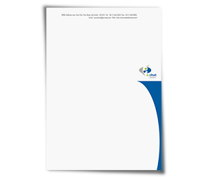 Letterhead printing Chat Software