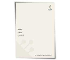 Letterhead printing Electronics Engineering